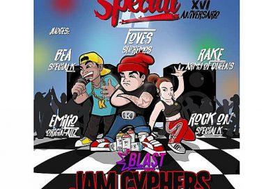 Jam 2019, Special K. Breakdance