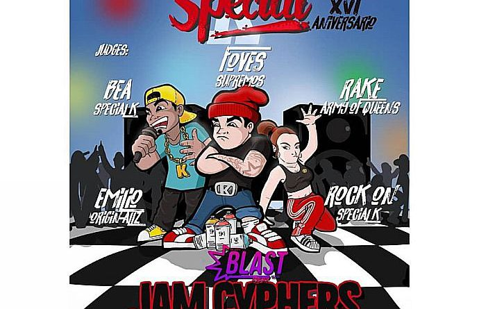 Jam 2019, Special K. Breakdance