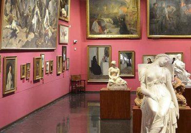 Visites a museus.