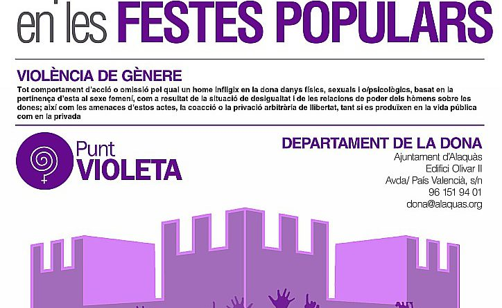 CONTRA LES AGRESSIONS SEXISTES